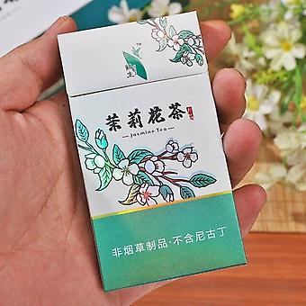 Jasmine Health Aromatherapy Stop Smoking Spirit Light Type Metabolism No Nicotine Clean Lungs Incense Stick