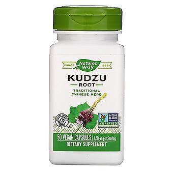 Nature's Way, Kudzu-Wurzel, 1.226 mg, 50 Vegane Kapseln
