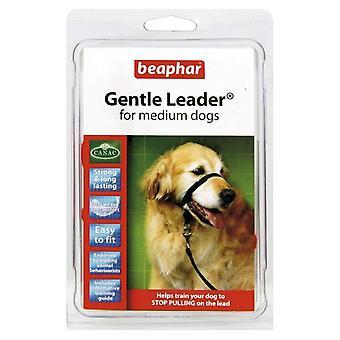 Beaphar Gentle Leader Head Collar Black - Medium