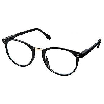 Reading glasses Unisex Libri_x black thickness +1.0
