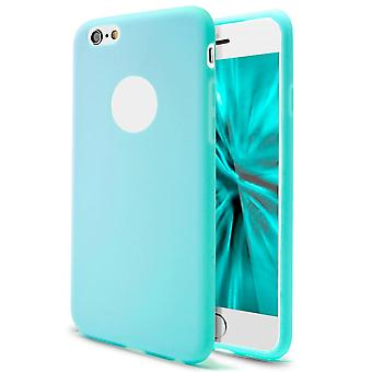 Shell pour Apple iPhone 6/6s Blue TPU Protection Case