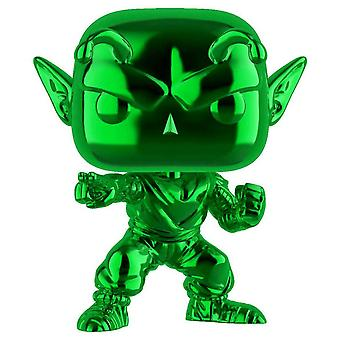 Dragon Ball Z Piccolo Green Chrome ECCC 2020 Exclusive Pop