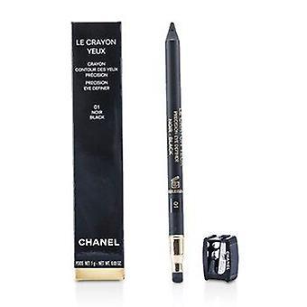 Le Crayon Yeux - No. 01 Noir 1g or 0.03oz