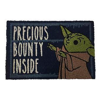 Star Wars Mandalorian & Apos; Precious Bounty Inside & Kynnysmatto