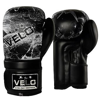 VELO Flex Leather Boxing Gloves SPD1