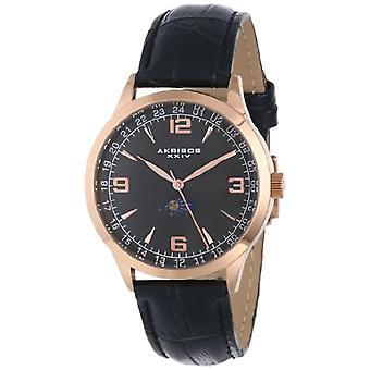 Akribos XXIV Clock Man Ref. AK637RG