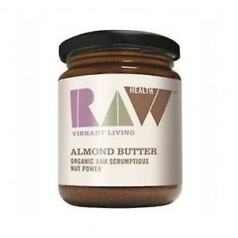 Raw Health - Org Raw Whole Almond Butter 170g