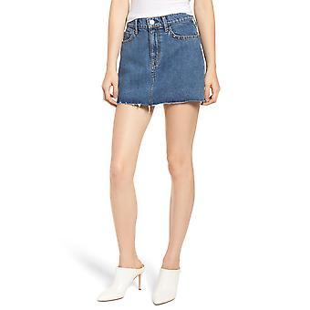 Hudson | The Viper Mini Skirt