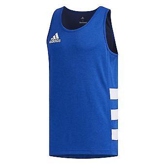 Adidas Rugby Singlet FM4137 beží po celý rok muži t-shirt