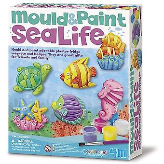 Great Gizmos Mould & Paint - Sealife