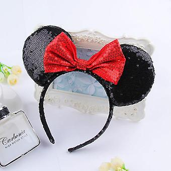 Cute Hair Side Clip Pins Kids Snap Spotted Bow Accessories Girls Princess Baby