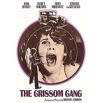 Grissom Gang (1971) [DVD] USA import