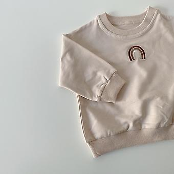 Children Pullovers Autumn Sweatshirts Twins Clothes For Tops