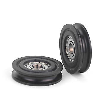 U-type, Groove Ball Bearing Wheel-pulley Roller