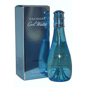 Davidoff Cool Wasser Woman Eau de Toilette Spray 100ml