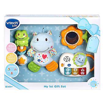 VTech 522003 Ensimmäinen lahjasetti hampailla, kalkkarokäärmeellä ja musikaalilelehdillä
