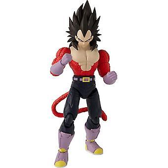 Super Dragon Stars Super Saiyan 4 Vegeta 6.5in Af USA import