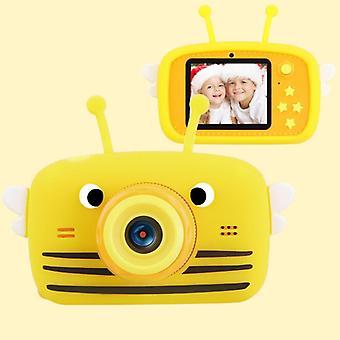 デジタルミニかわいいビデオカメラ、2.0インチ撮影写真1080p HD