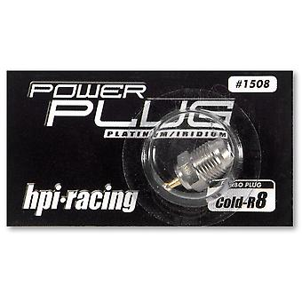HPI 1508 Glow Plug Cold R8 For Turbo Head Engines