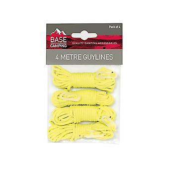 Otterdene Guylines Bright Yellow x 4 LC164