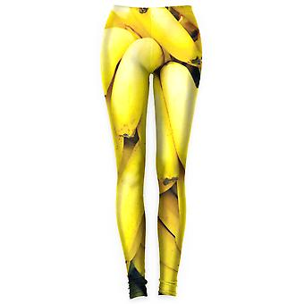 Herr Gugu Miss Go Bananen Leggings