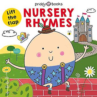 Lift the Flap: Nursery Rhymes (What's in My?) [Board book]