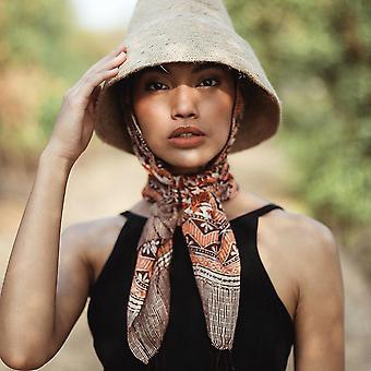 Silk Batik Scarf