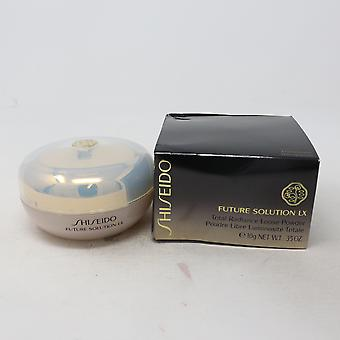 Shiseido Future Solution Lx Total Radiance Loose Powder 0.35oz Translucent New