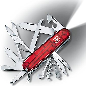 Victorinox Huntsman Lite LED Swiss Army Penknife -