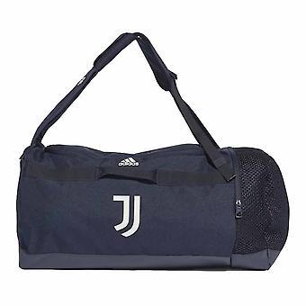 2020-2021 Juventus Duffel Bag (Legend Bläck)