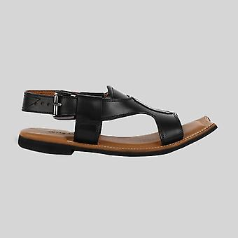 Salika mens cowhide genuine eco leather sandals