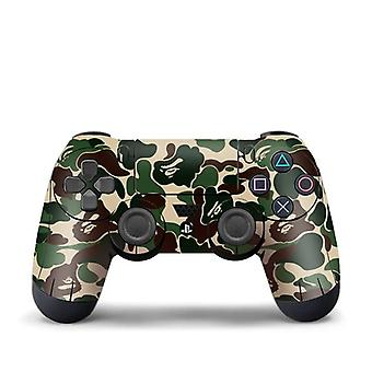 Camouflage Vinyl Sticker Cover For Sony-ps4 Controller