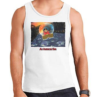 An American Tail Fievel Mousekewitz Stuck In A Bubble Men's Vest