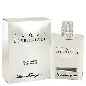 Acqua Essenziale Colonia Salvatore Ferragamo Eau De Toilette Spray 3,4 oz/100 ml (miehet)