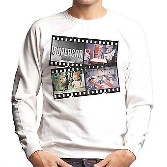 Supercar Film Roll Men's Sweatshirt