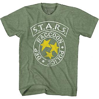 Resident Evil STARS Racoon City Police T-Shirt