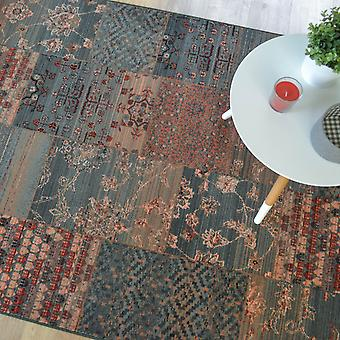 Royal Kashqai Rugs 4327 400 In Turquoise
