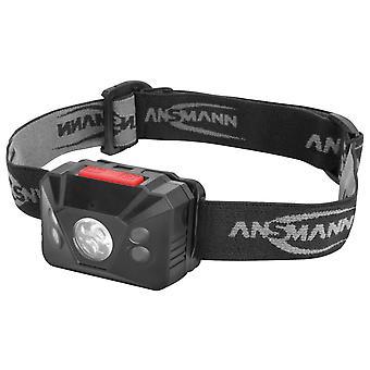 Ansmann 1600-0199 TL-Headlight-HD150BS-Sensor5WLED-3AAA-bl