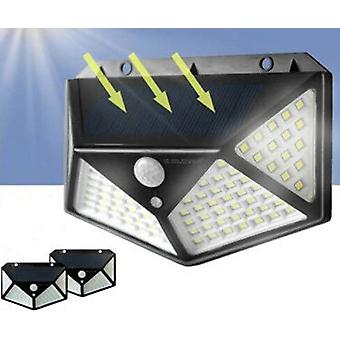3 modalità Led Solar Light Outdoor Lamp Motion Sensor Impermeabile Alimentato Luce Solare