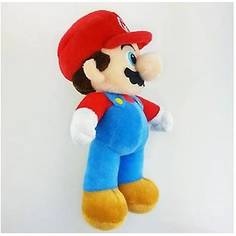 Super Mario Brother Plush Toys Stand Mario Luigi Stuffed Plush Toys Mario Pelucia Dolls Gifts