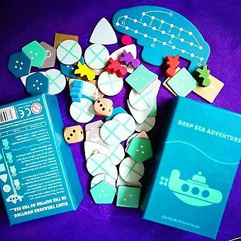 Undersea Adventure Board Game