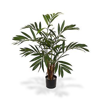 Kunstmatige Chamaedoria Palmtree 85 cm in pot