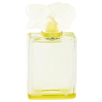 Kenzo Couleur Rose Yellow Eau De Parfum Spray (Tester) By Kenzo 1.7 oz Eau De Parfum Spray