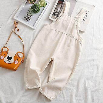 Infant Korean Style Kids Overalls Juspsuit Trouser