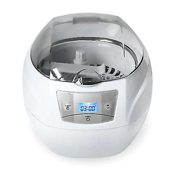 Skymen Jp-900s Digital 750ml Ultrasonic Cleaner With Timer Cleaning Jewelry Dental Glasses Watch Manicure Tools Cutters Nail Cleaner