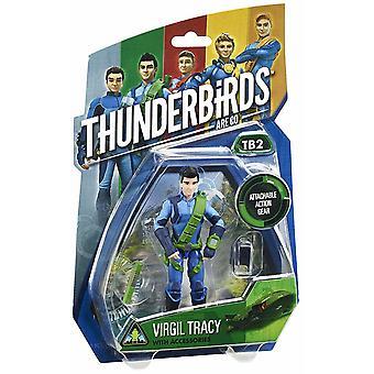 Thunderbirds virgil tracy figure