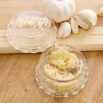 Dispositif multifoncement utilisé pour les outils de cuisine Peeler à l'ail et au gingembre