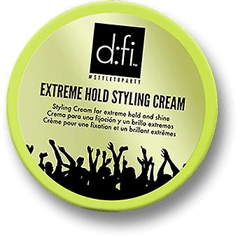 D:Fi Fixing Cream and Extreme Shine 75 gr