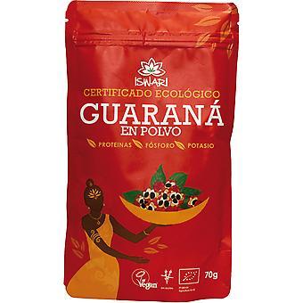 Iswari Guaraná Bio 70 gr