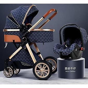 Landscape Baby Stroller